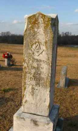 JOHNSON, A.P. - Faulkner County, Arkansas | A.P. JOHNSON - Arkansas Gravestone Photos