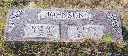 JOHNSON, JESSIE MAY - Faulkner County, Arkansas | JESSIE MAY JOHNSON - Arkansas Gravestone Photos