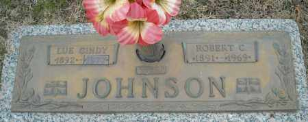 JOHNSON, LUE CINDY - Faulkner County, Arkansas | LUE CINDY JOHNSON - Arkansas Gravestone Photos