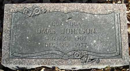 JOHNSON, QUA-QUA OMAS - Faulkner County, Arkansas | QUA-QUA OMAS JOHNSON - Arkansas Gravestone Photos