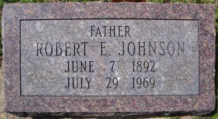 JOHNSON, ROBERT ERSKIN - Faulkner County, Arkansas | ROBERT ERSKIN JOHNSON - Arkansas Gravestone Photos
