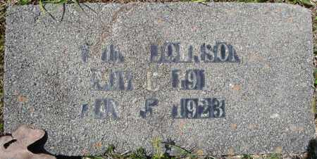 JOHNSON, UNKNOWN - Faulkner County, Arkansas | UNKNOWN JOHNSON - Arkansas Gravestone Photos