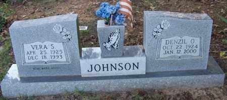 JOHNSON, VERA S. - Faulkner County, Arkansas | VERA S. JOHNSON - Arkansas Gravestone Photos