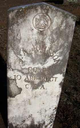 JOHNSON (VETERAN CSA), W A - Faulkner County, Arkansas   W A JOHNSON (VETERAN CSA) - Arkansas Gravestone Photos