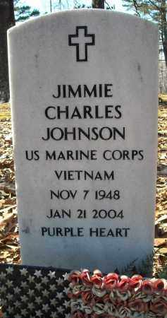 JOHNSON (VETERAN VIET), JIMMIE CHARLES - Faulkner County, Arkansas | JIMMIE CHARLES JOHNSON (VETERAN VIET) - Arkansas Gravestone Photos