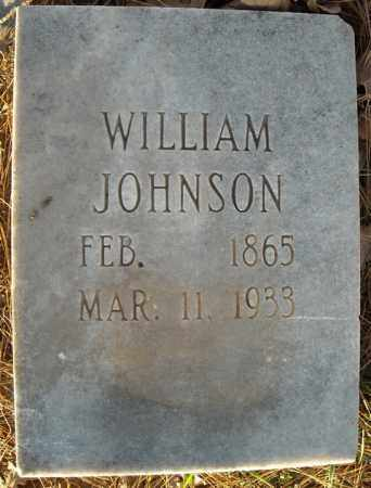 JOHNSON, WILLIAM - Faulkner County, Arkansas | WILLIAM JOHNSON - Arkansas Gravestone Photos