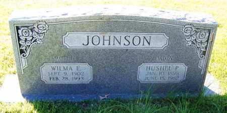 JOHNSON, WILMA E. - Faulkner County, Arkansas | WILMA E. JOHNSON - Arkansas Gravestone Photos