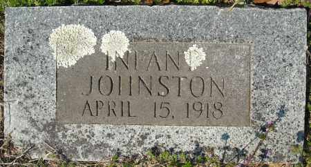 JOHNSTON, INFANT - Faulkner County, Arkansas | INFANT JOHNSTON - Arkansas Gravestone Photos