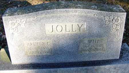 JOLLY, ARTHUR C. - Faulkner County, Arkansas | ARTHUR C. JOLLY - Arkansas Gravestone Photos