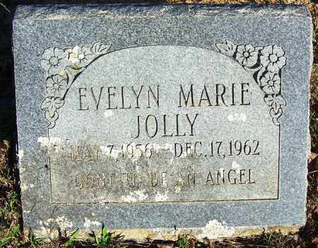 JOLLY, EVELYN MARIE - Faulkner County, Arkansas | EVELYN MARIE JOLLY - Arkansas Gravestone Photos