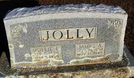 JOLLY, JAMES A. - Faulkner County, Arkansas | JAMES A. JOLLY - Arkansas Gravestone Photos