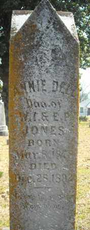 JONES, ANNIE DELL - Faulkner County, Arkansas | ANNIE DELL JONES - Arkansas Gravestone Photos