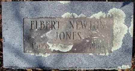 JONES, ELBERT NEWTON - Faulkner County, Arkansas | ELBERT NEWTON JONES - Arkansas Gravestone Photos