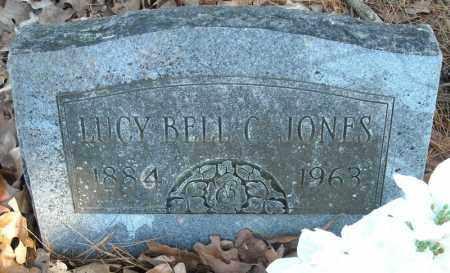 JONES, LUCY BELL C. - Faulkner County, Arkansas | LUCY BELL C. JONES - Arkansas Gravestone Photos