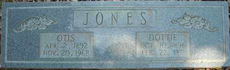 JONES, OTIS - Faulkner County, Arkansas | OTIS JONES - Arkansas Gravestone Photos