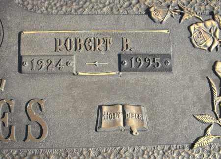 JONES, ROBERT B. (CLOSEUP) - Faulkner County, Arkansas | ROBERT B. (CLOSEUP) JONES - Arkansas Gravestone Photos