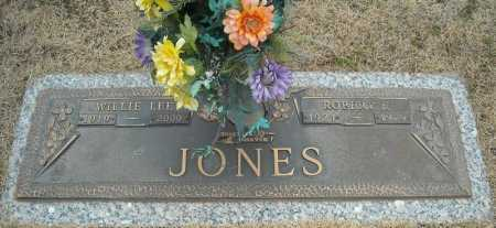 JONES, ROBERT E. - Faulkner County, Arkansas | ROBERT E. JONES - Arkansas Gravestone Photos