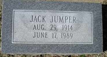 JUMPER, JACK - Faulkner County, Arkansas | JACK JUMPER - Arkansas Gravestone Photos