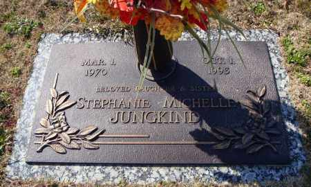 JUNGKIND, STEPHANIE MICHELLE - Faulkner County, Arkansas | STEPHANIE MICHELLE JUNGKIND - Arkansas Gravestone Photos