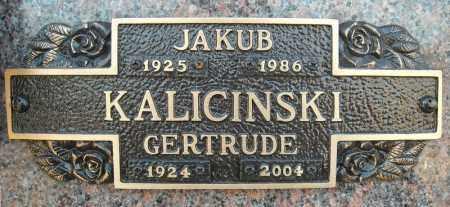 KALICINSKI, JAKUB - Faulkner County, Arkansas | JAKUB KALICINSKI - Arkansas Gravestone Photos