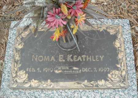 KEATHLEY, NOMA E. - Faulkner County, Arkansas | NOMA E. KEATHLEY - Arkansas Gravestone Photos