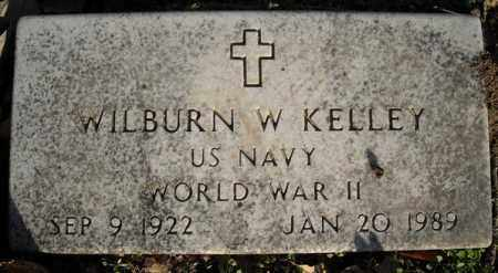 KELLEY  (VETERAN WWII), WILBURN W - Faulkner County, Arkansas | WILBURN W KELLEY  (VETERAN WWII) - Arkansas Gravestone Photos