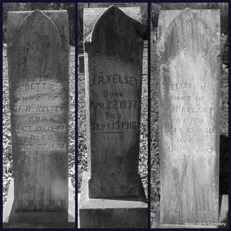 KELSEY, J.R. - Faulkner County, Arkansas | J.R. KELSEY - Arkansas Gravestone Photos