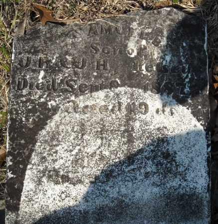 KELSEY, SAMUEL B. - Faulkner County, Arkansas | SAMUEL B. KELSEY - Arkansas Gravestone Photos