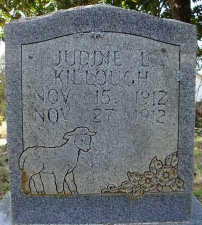 KILLOUGH, JUDDIE L. - Faulkner County, Arkansas | JUDDIE L. KILLOUGH - Arkansas Gravestone Photos