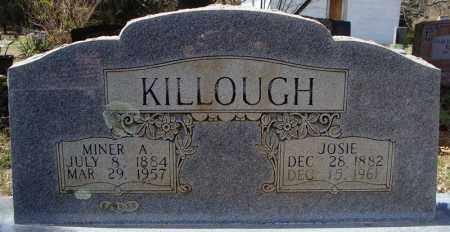 KILLOUGH, JOSIE - Faulkner County, Arkansas | JOSIE KILLOUGH - Arkansas Gravestone Photos