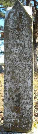 KIMBALL, ROBERTA - Faulkner County, Arkansas | ROBERTA KIMBALL - Arkansas Gravestone Photos
