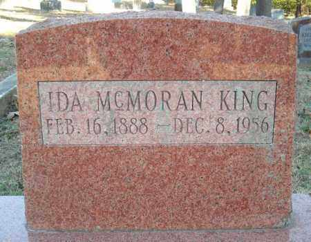 KING, IDA - Faulkner County, Arkansas | IDA KING - Arkansas Gravestone Photos