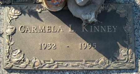 KINNEY, CARMELA L. - Faulkner County, Arkansas | CARMELA L. KINNEY - Arkansas Gravestone Photos