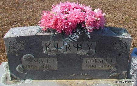 KIRBY, HORACE - Faulkner County, Arkansas | HORACE KIRBY - Arkansas Gravestone Photos