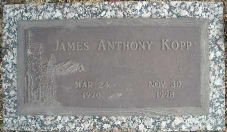 KOPP, JAMES ANTHONY - Faulkner County, Arkansas | JAMES ANTHONY KOPP - Arkansas Gravestone Photos