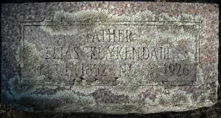 *KUYKENDALL, ELIAS - Faulkner County, Arkansas | ELIAS *KUYKENDALL - Arkansas Gravestone Photos