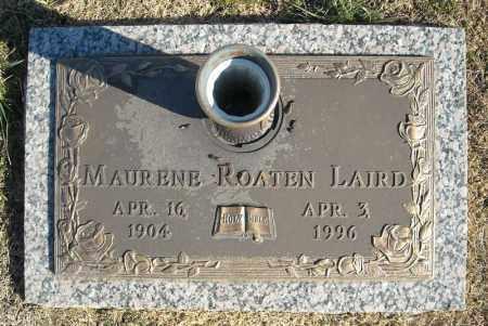 ROATEN LAIRD, MAURENE - Faulkner County, Arkansas | MAURENE ROATEN LAIRD - Arkansas Gravestone Photos