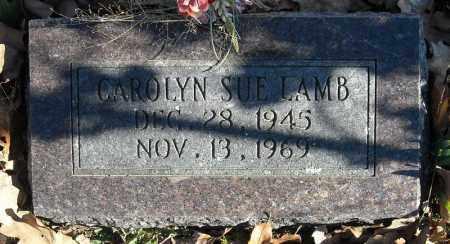 LAMB, CAROLYN SUE - Faulkner County, Arkansas | CAROLYN SUE LAMB - Arkansas Gravestone Photos