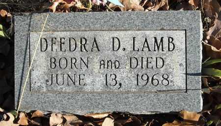 LAMB, DEEDRA D. - Faulkner County, Arkansas | DEEDRA D. LAMB - Arkansas Gravestone Photos