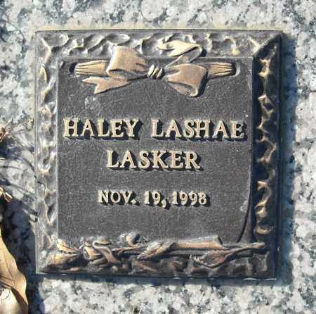 LASKER, HALEY LASHAE - Faulkner County, Arkansas | HALEY LASHAE LASKER - Arkansas Gravestone Photos