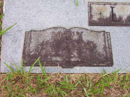 LAY, MARY - Faulkner County, Arkansas | MARY LAY - Arkansas Gravestone Photos