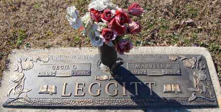 LEGGITT, MARVELL M. - Faulkner County, Arkansas | MARVELL M. LEGGITT - Arkansas Gravestone Photos