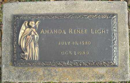 LIGHT, AMANDA RENEE - Faulkner County, Arkansas | AMANDA RENEE LIGHT - Arkansas Gravestone Photos
