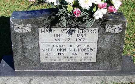 LINDBORG (VETERAN WWII, KIA), JOHN N - Faulkner County, Arkansas | JOHN N LINDBORG (VETERAN WWII, KIA) - Arkansas Gravestone Photos