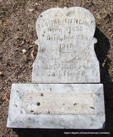 LITTLEJOHN, TABITHA - Faulkner County, Arkansas | TABITHA LITTLEJOHN - Arkansas Gravestone Photos