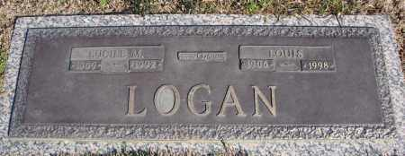 LOGAN, LOUIS - Faulkner County, Arkansas | LOUIS LOGAN - Arkansas Gravestone Photos