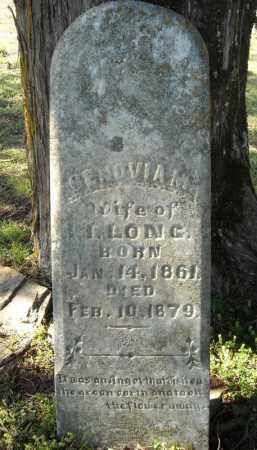 LONG, SENOVIA M. - Faulkner County, Arkansas | SENOVIA M. LONG - Arkansas Gravestone Photos