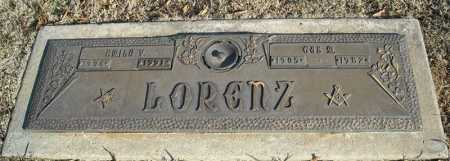 LORENZ, GUS M. - Faulkner County, Arkansas | GUS M. LORENZ - Arkansas Gravestone Photos