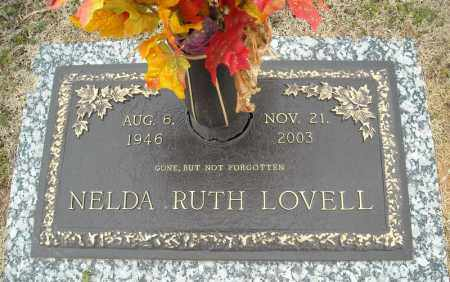 LOVELL, NELDA RUTH - Faulkner County, Arkansas | NELDA RUTH LOVELL - Arkansas Gravestone Photos