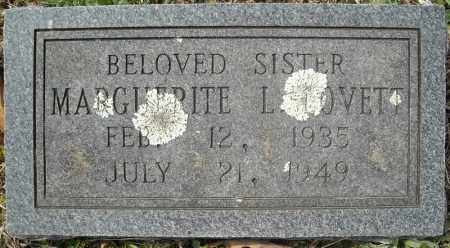 LOVETT, MARGUERITE L. - Faulkner County, Arkansas | MARGUERITE L. LOVETT - Arkansas Gravestone Photos